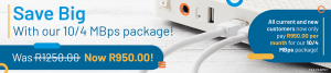 Save Big on Internet Packages